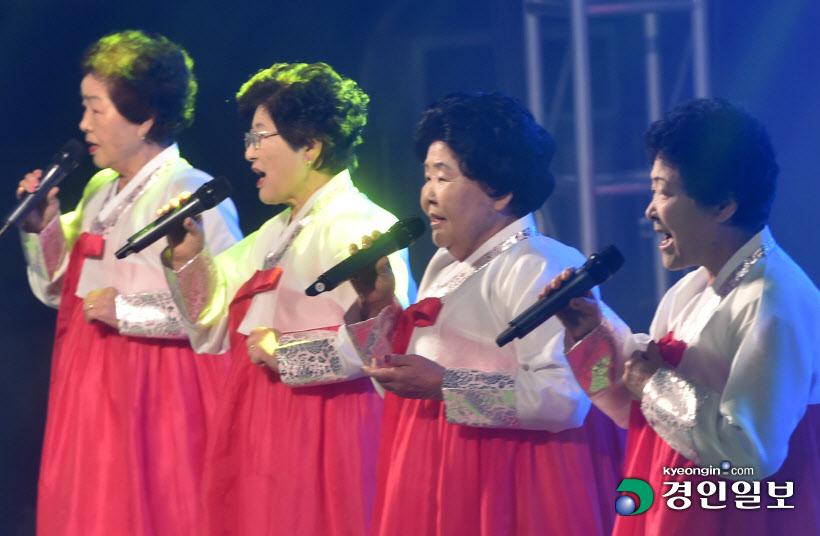 사할린 위문공연37