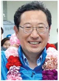 남양주 을 김한정 당선자 사진
