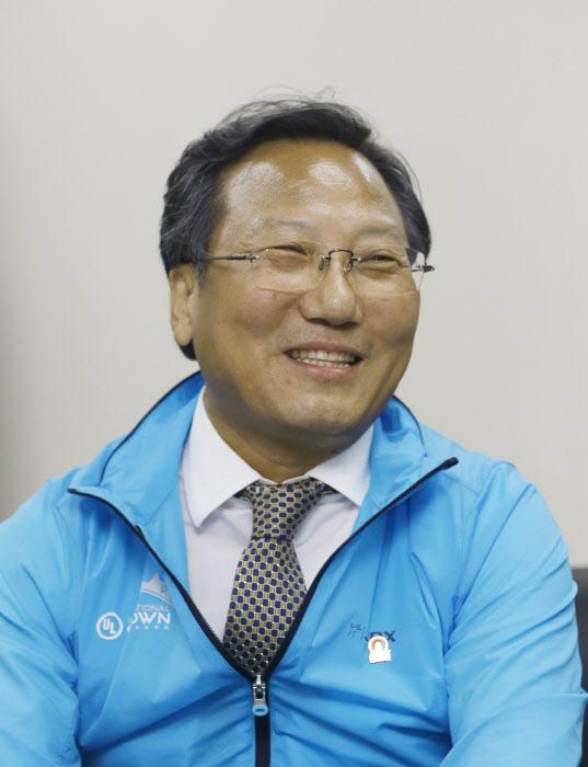수원시체육회 이내응 사무국장