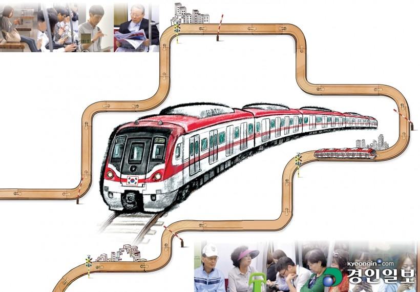 대한민국 열차 어디로 가나
