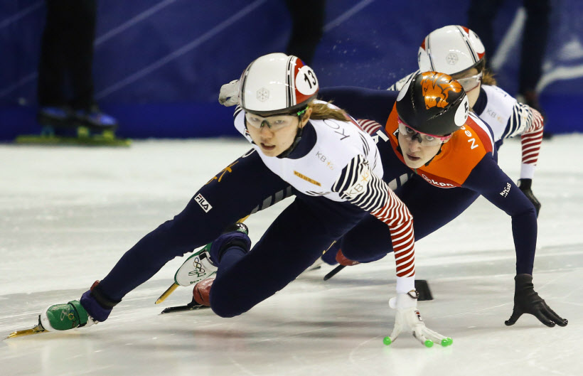 WCup Speedskating