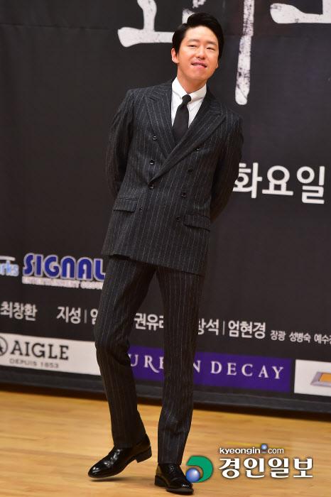 [경인포토]'피고인' 엄기준,'1인 2역...차민호 스타일로~'