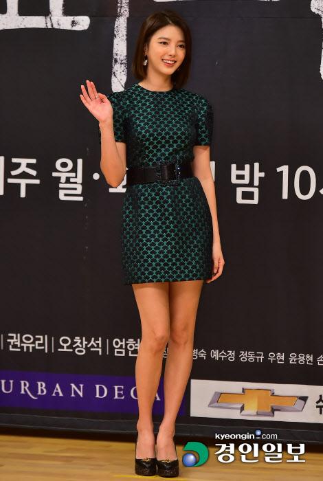 [경인포토]'피고인' 엄현경,'늘씬한 몸매'