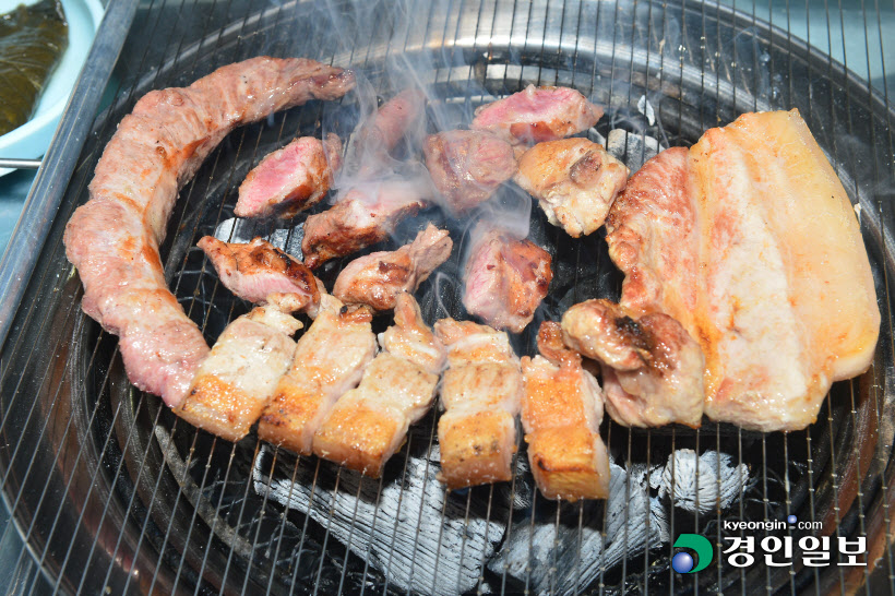 인천 맛집 연수동 마포소금구이3