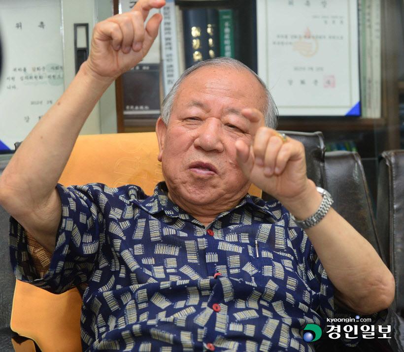 인천 연중기획 실향민 김은중 할아버지