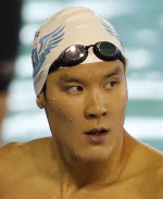 박태환 수영선수