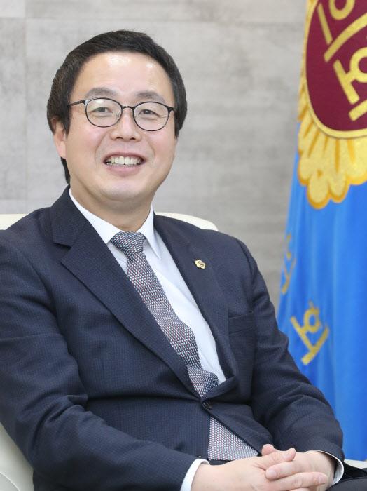 정기열 경기도의회 의장 신년 인터뷰