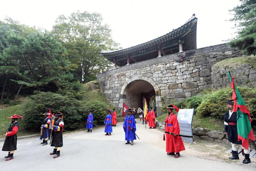 광주 남한산성문화제통한 시민 문화 정체성 확보