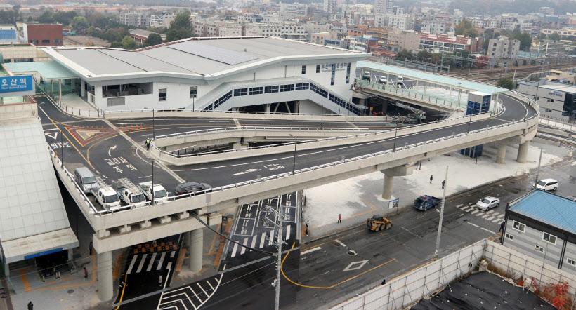 오산역 환승센터