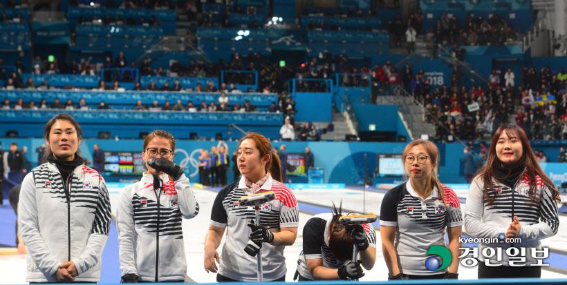 [경인포토]갈릭걸스 올림픽 은메달 '벅찬 감동'