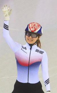 2018 평창 동계올림픽…쇼트트랙 여자 500m 결승