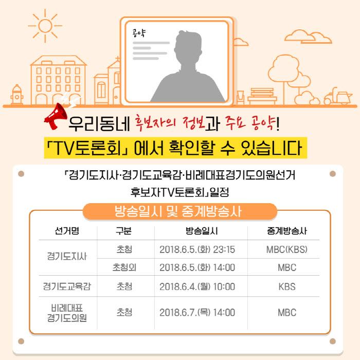 11회차(후보자 TV토론회 일정 및 다시보기서비스 안내) (2)