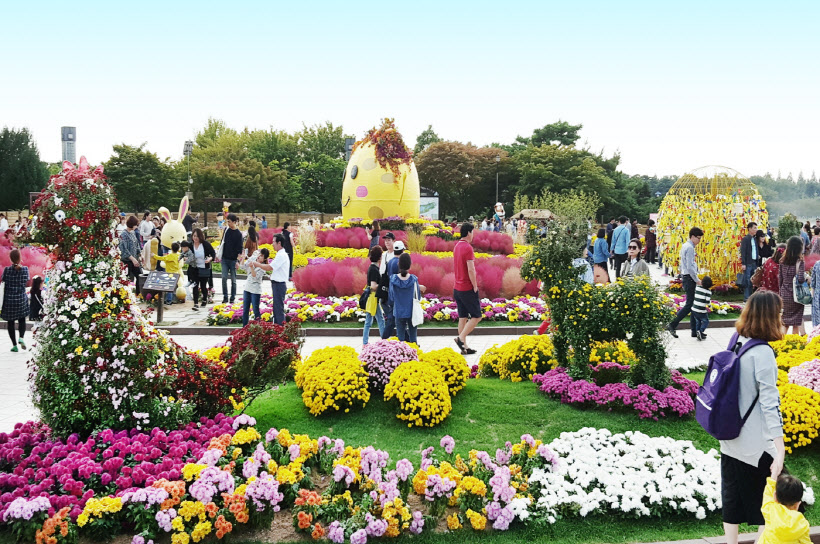 2017고양가을꽃축제