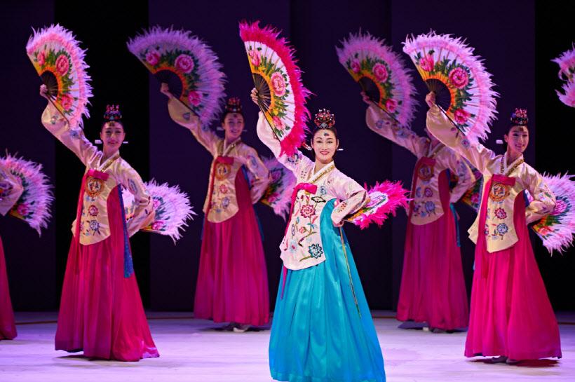 3.부채춤