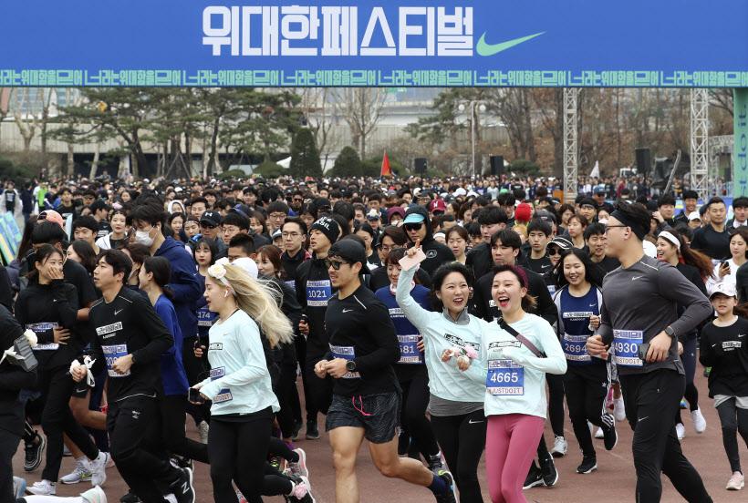 [포토]서울 위대한 페스티벌 로즈런