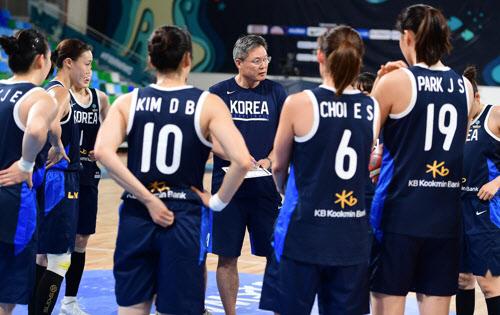 여 농구 대표팀