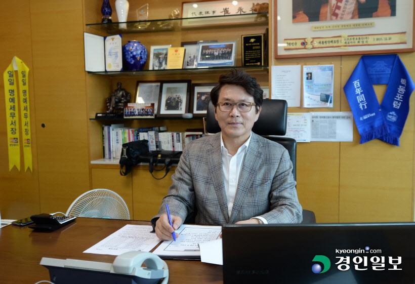 인터뷰공감 쉬프트정보통신 최영식 대표이사1