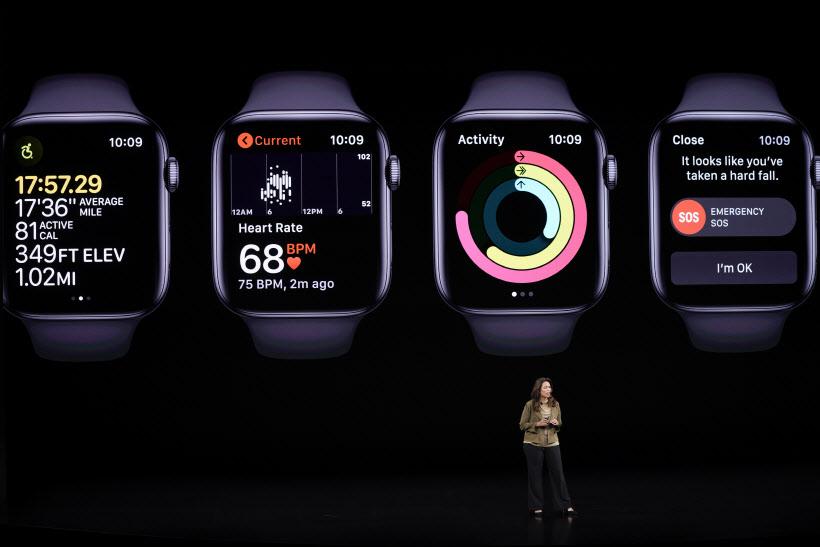 애플워치 5 이달내 출시… 가격은 399달러~499달러선