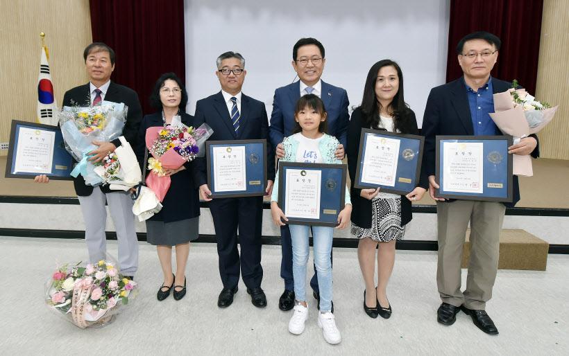 박남춘인천시장 한글날기념식2