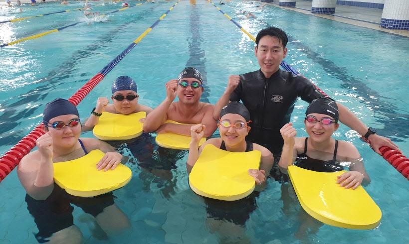 수영강사 양성 프로그램