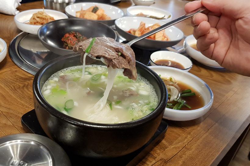 [맛집을 찾아서]인천 구월동 `소쟁기 설렁탕`