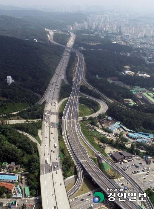 [경인포토]수원 북부외곽순환도로 21일 개통