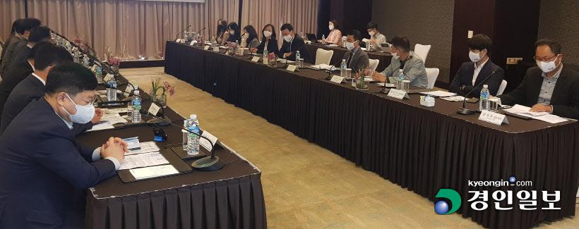 중소기업 옴부즈만, 인천 해외 진출기업 규제애로 간담회