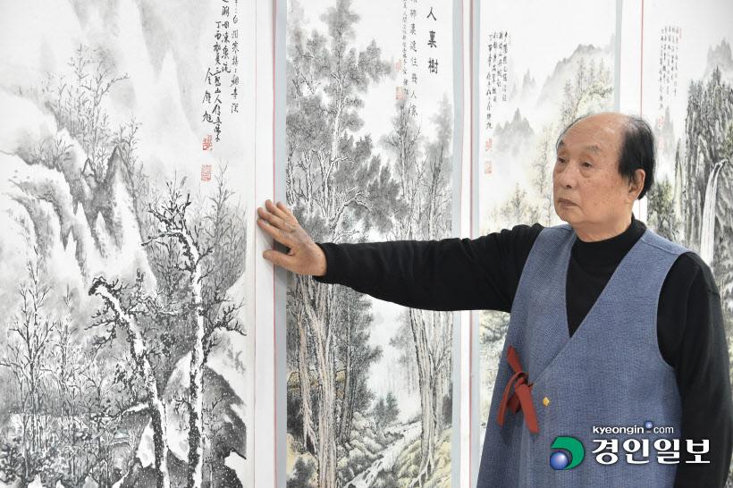 인터뷰 공감 단청장 신오 김종욱1