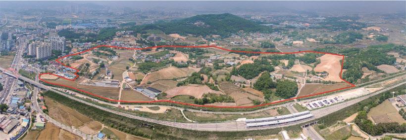 [FOCUS 경기]가속도 붙은 이천시 `중리택지·역세권 개발`