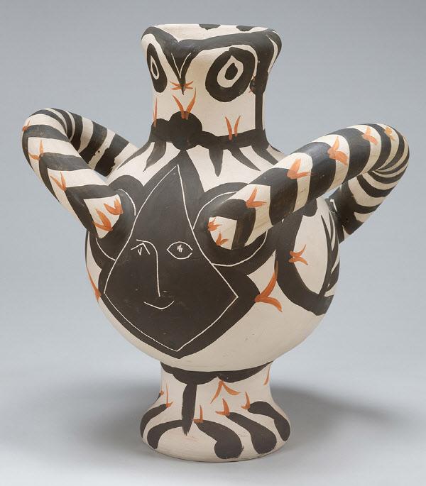 파블로 피카소(Pablo Picasso), 도자기111