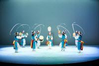 [경기도립무용단, 14일 임진각서 `평화 그리고 봄` 공연]평화를 그리는… 몸짓