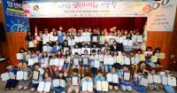 [경인일보·가천문화재단 `21회 바다그리기대회` 시상식]새하얀 도화지, 상상력이 파도쳤다