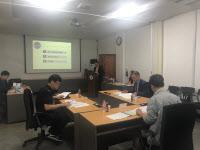 시흥시시설관리공단 감시단 회의