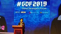 경기도의회 정윤경 의원, GDF2019참석해 VR·AR 산업 논의