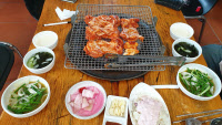[맛집을 찾아서]양평 병산리 `남시촌 참닭`