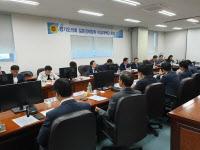 경기도의회 일본경제침략 비상대책단, 반도체 관련 기업 현장방문