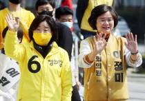 정일영(민주당)-이정미(정의당) `단일화 압박` 이번주말이 분수령