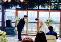 `인천형 작은 결혼식` 장문경-장탁민씨 1호 커플 탄생