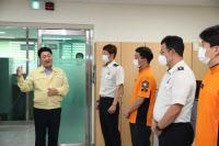 엄태준 이천시장, 민선7기 2주년 맞아 온라인 기념식 후 민생현장으로 발돌려
