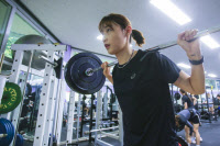 """[포토]김연경, 흥국생명 첫 훈련 """"11년만에 집으로"""""""