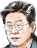 `추격자` 이재명, 대법 판결 후 강원서 이낙연 추월