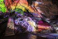 `지역학생 무료·보물찾기` 신나는 광명동굴 탐험