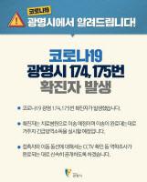 광명 소하2동 거주 2명, 코로나19 추가 확진…누적 214명