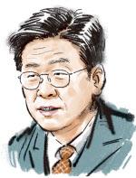 `코로나 적극대처` 이재명 경기도지사 대선주자 2위 부상