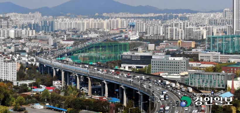 수도권 제1순환 정체 가중… 꽉막힌 `3기 신도시 교통대책`
