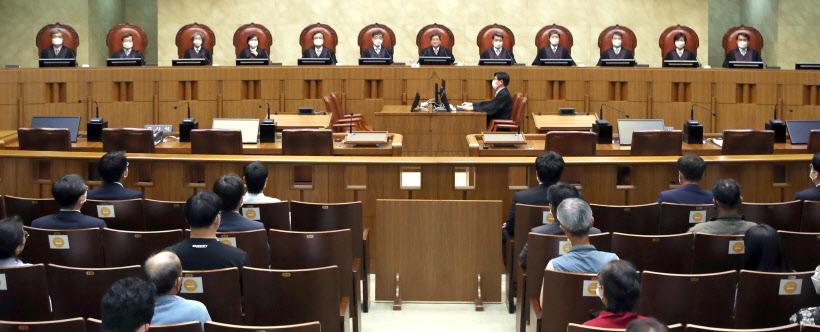 이재명 경기도지사 허위사실공표 상고심 `7 대 5`로 갈린 대법원 판단