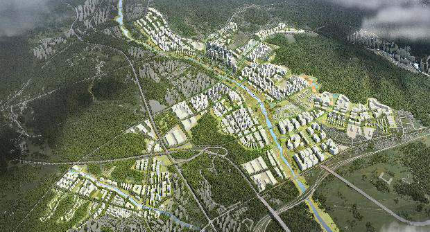 고양 창릉·부천 대장 `3기 신도시 설계도` 나왔다