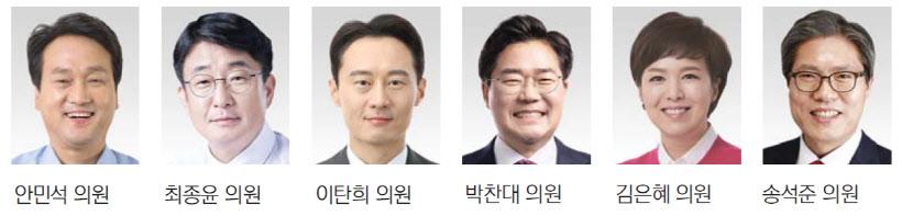 """[국감현장]안민석 """"수감 北이탈주민 급증세… 범죄예방 대책을"""""""