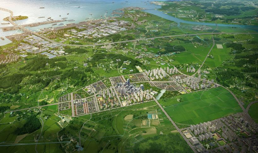 `평택항 화양신도시` 본격 개발