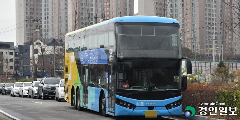 출퇴근 시간에 더 불편해진 `경기도형 공공버스`